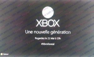 le 21 mai annonce nouvelle xbox