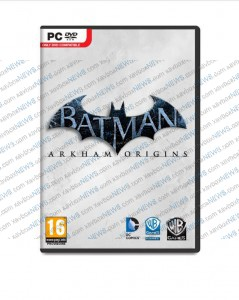 Batman Akrham Origins pc