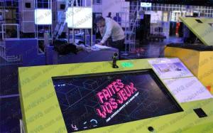 expo jeux vidéo