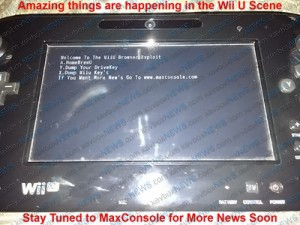 WiiU Hack Marionumber1 GaryOpa