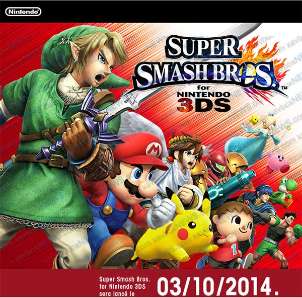 super smash bross